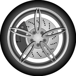 Car Wheel 2 Transportation Car Parts Wheels Car_wheel_2