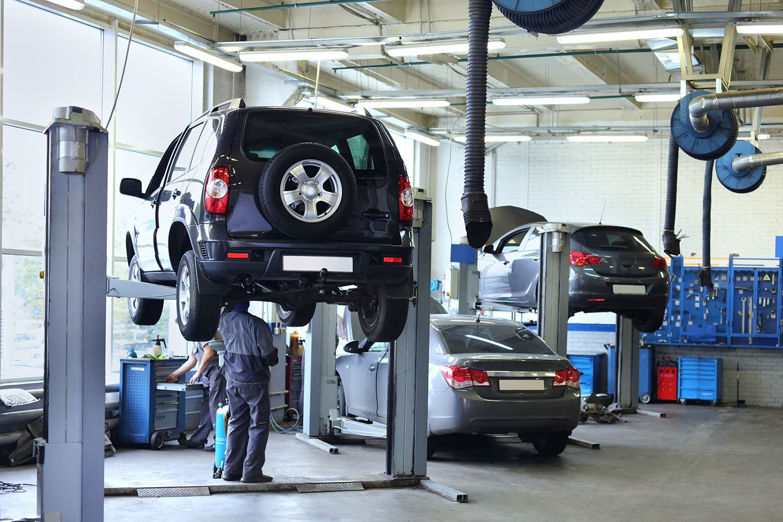Auto Dealers & Vehicle Maintenance Facilities - Neumayer Equipment Company