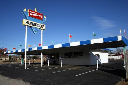 watson's hamburgers