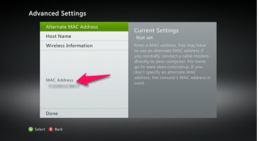 How do I find the wired Mac address of my device? : Information Technology + eLearning