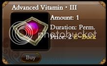 Advanced Vitamins · III