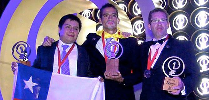 Alcalde reconoce labor del inventor caleño Wiesner Osorio, ganador en History Channel