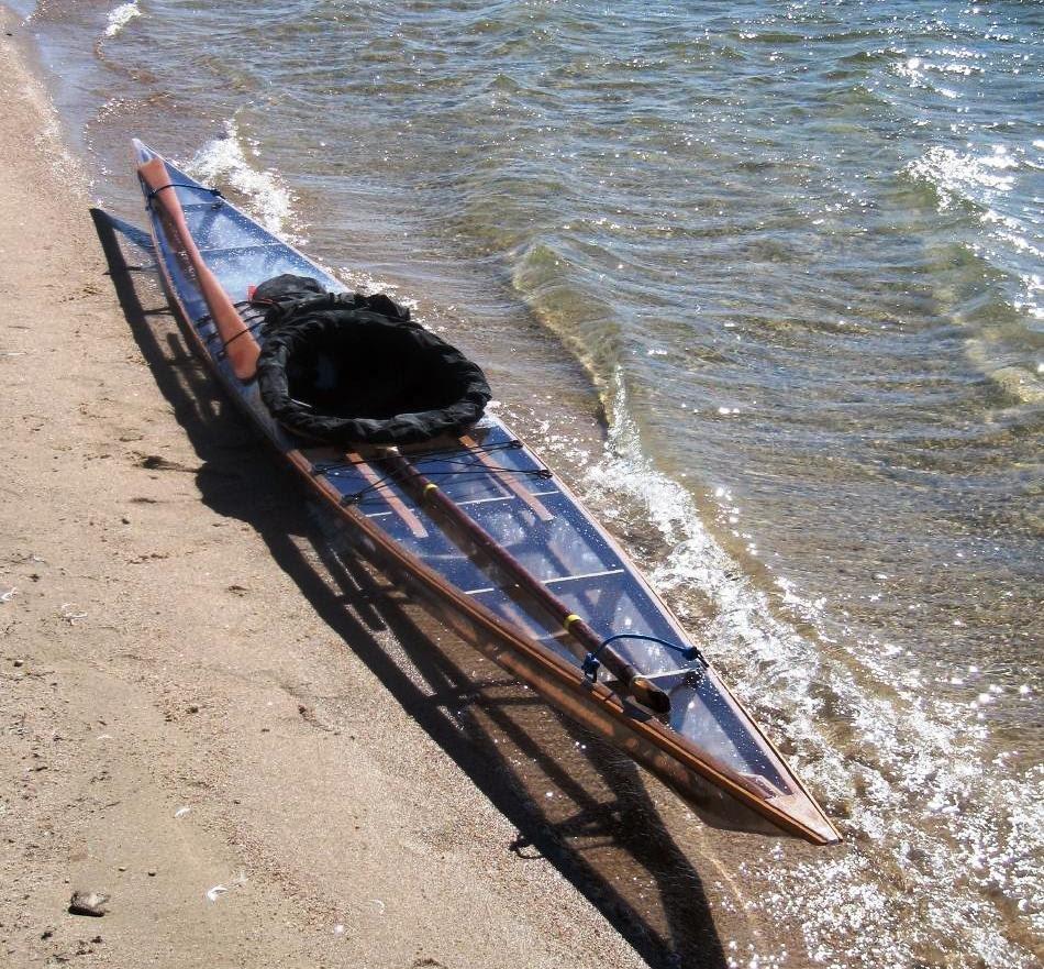 Skin On Frame Tandem Kayak Plans Wilson