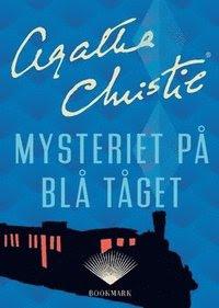 Mysteriet på Blå tåget (häftad)