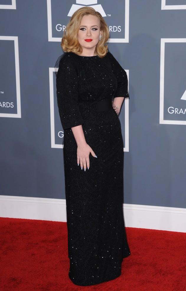 Adele Weight Loss: Only Happening If ... - The Hollywood ...