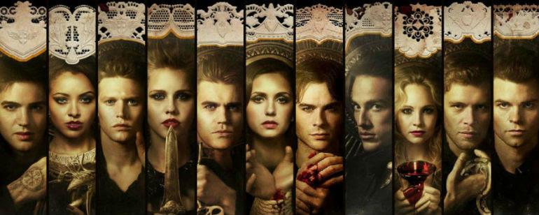 Resultado de imagem para The Vampire Diaries personagens