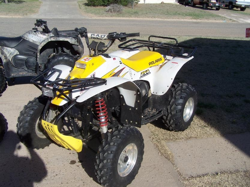 2003 Polaris Trailblazer 250 Owners Manual