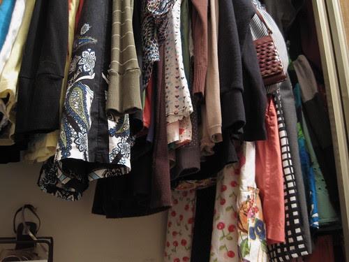 Day 12 - Inside Your Closet