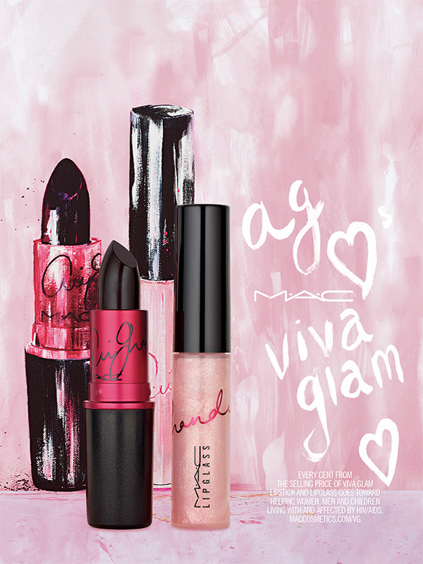 Ariana Grande MAC Viva Glam Spring 2016