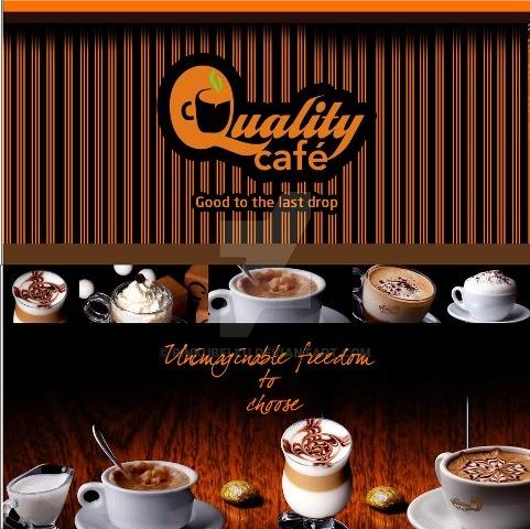 Contoh Gambar Banner Cafe - contoh desain spanduk