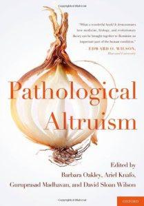 Altruism-patrhology