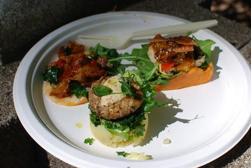 Vegan food from Cinnamon Snail
