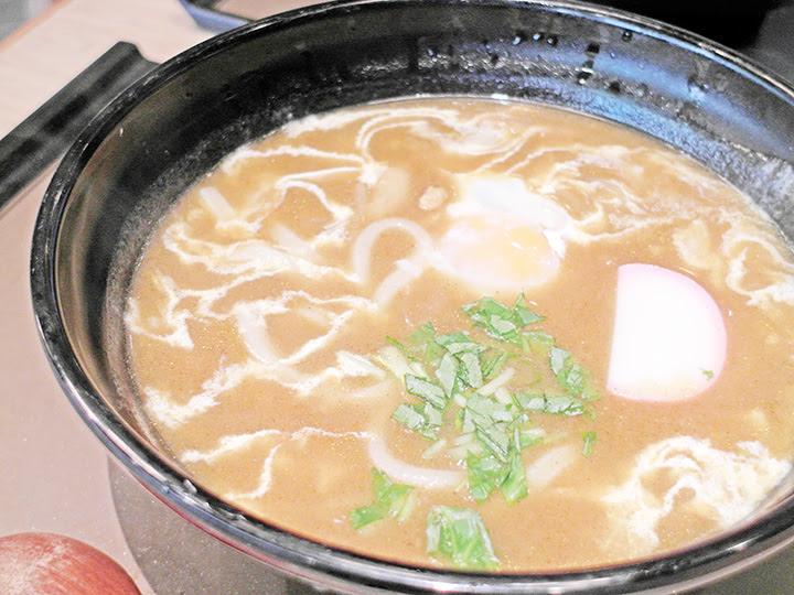 jap currry udon