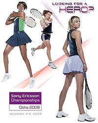 Black Tennis Pro's WTA Campaign