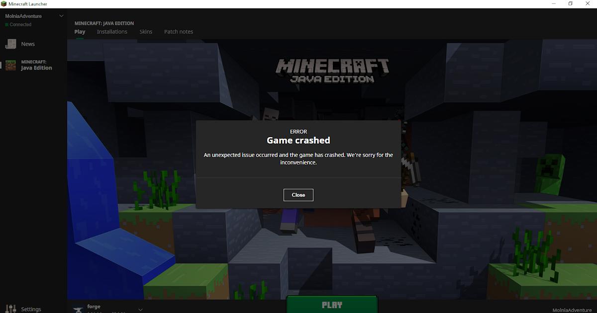 Minecraft Mods Keep Crashing Mineraft Things