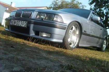Bmw E36 Coupe German Style