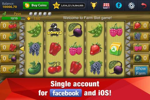 Slot farm on facebook