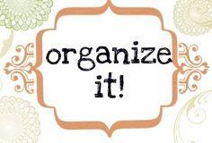Organize it!