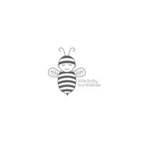 Baby Bumblebee Wood Stamp