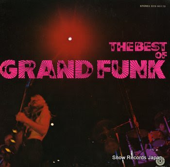 GRAND FUNK RAILROAD best of, the