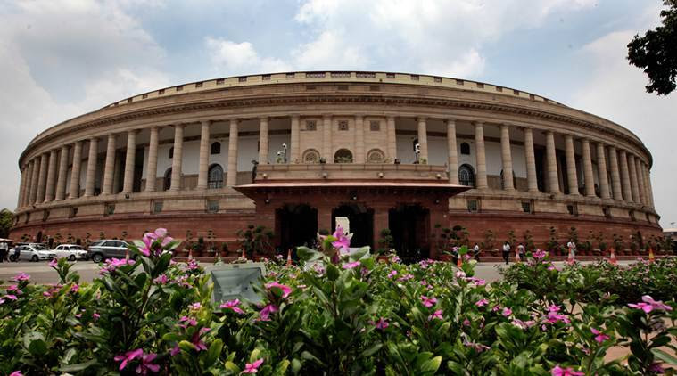 compensation for immovable assets, acquisition of immovable properties, parliament monsoon session, Lok Sabha,Requisitioning and Acquisition of Immovable Property, india news, indian express