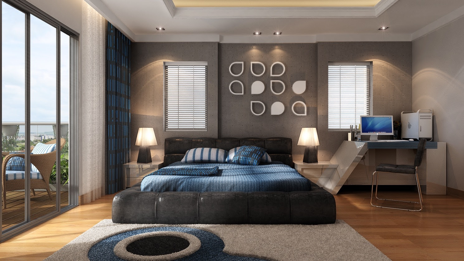 21 Cool iBedroomsi for Clean and iSimplei iDesigni Inspiration