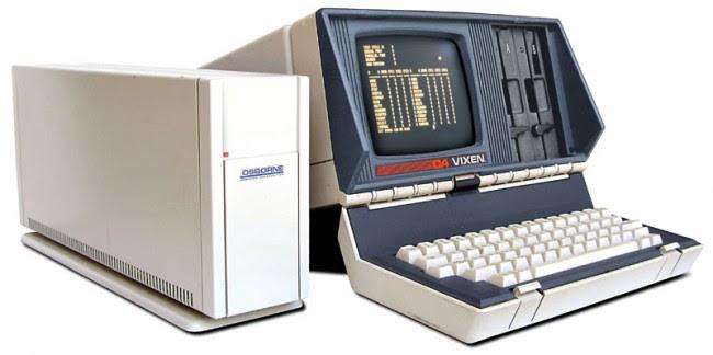 Osborne Vixen – с внешним жестким диском на 10 МБ