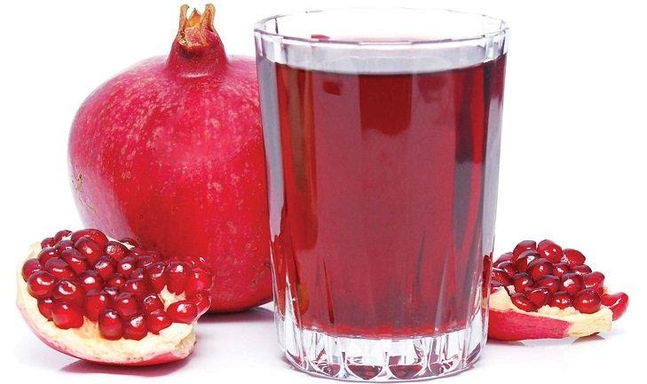 How to Unclog Your Arteries with the Help of Pomegranate Juice?