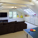 Family Room game room Design Ideas, Pictures, Remodel and Decor