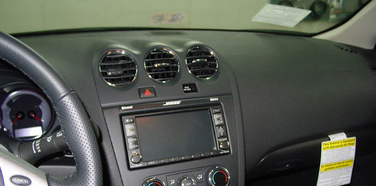 Touch Screen Radio For Nissan Altima 2012