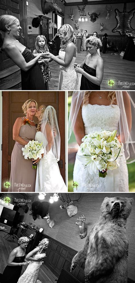 Jen and Kyle's Daly Mansion Wedding in Hamilton, Montana