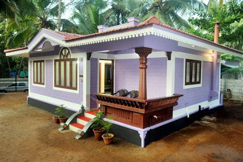 cost  building  small house  kerala tiny house design