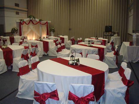 Adore Your Decor: Reception at West Jordan Cultural Hall
