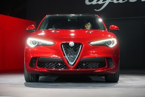 Alfa Romeo Stelvio Los Angeles