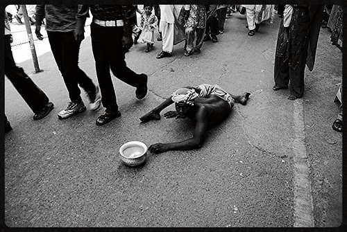 The Quintessential Beggars Of Ajmer by firoze shakir photographerno1
