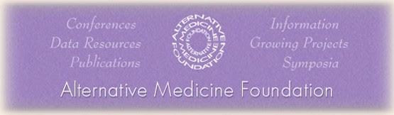 Click Here for alternative medicine foundation