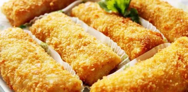 Resep Risoles Isi Ayam kentang Wortel - SukaMemasak.com