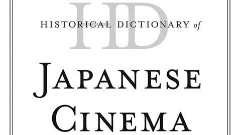 picture: Historical Dictionary of Japanese Cinema