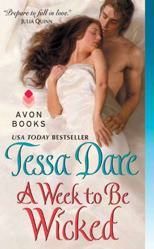 A Week to Be Wicked (Spindle Cove) by Tessa Dare