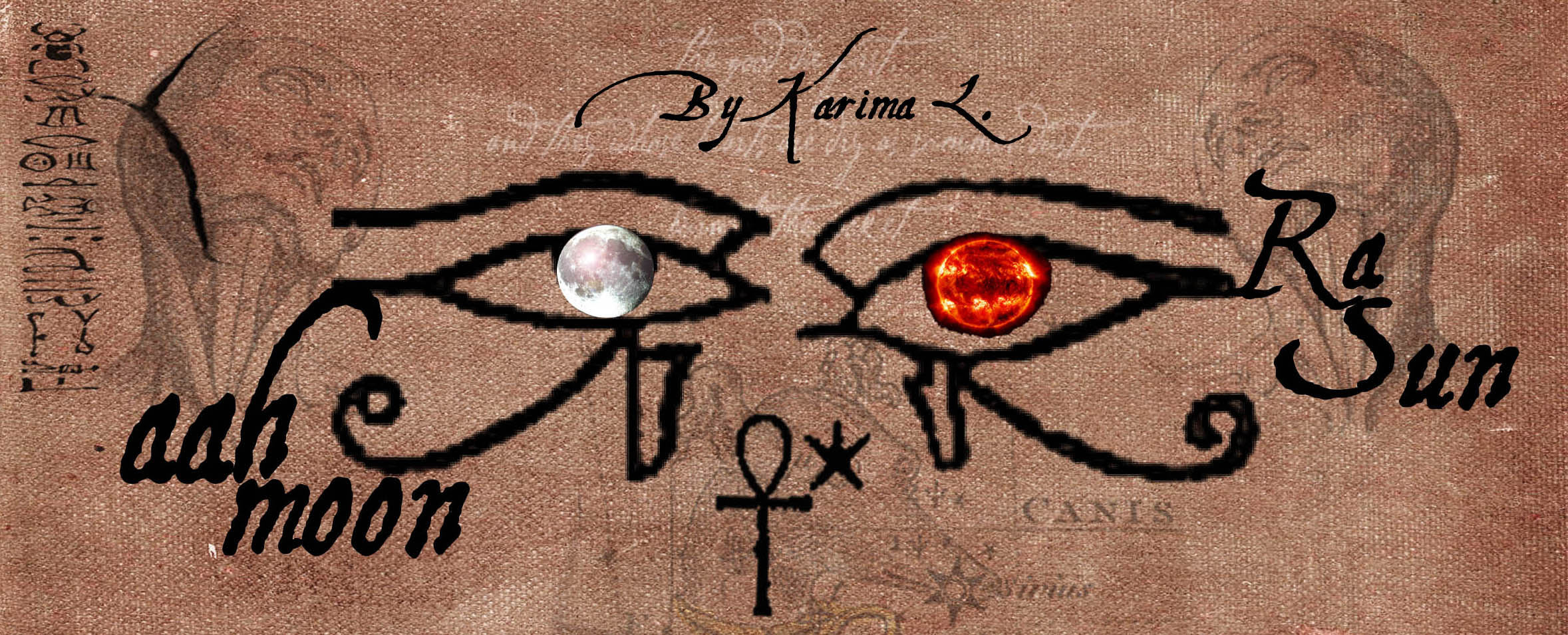 The Two Eyes, the Sun and the Moon