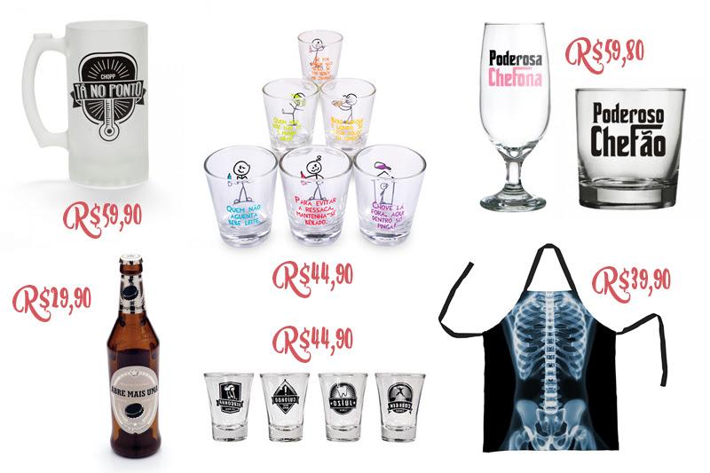 presentes para quem gosta de beber