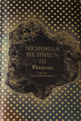 Resultado de imagen de memorias de idhun panteón