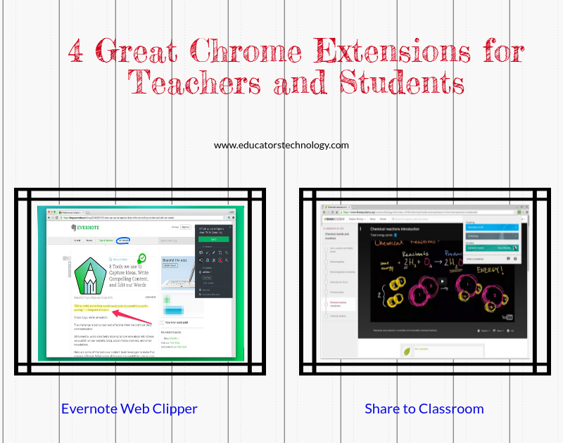 Modular Classroom Rfp ~ Great chrome extensions for teachers and students