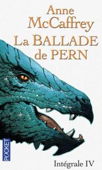 Couverture La Ballade de Pern, intégrale, tome 4