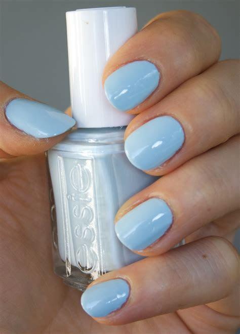 Best 25  Pastel blue nails ideas on Pinterest   Acrylic