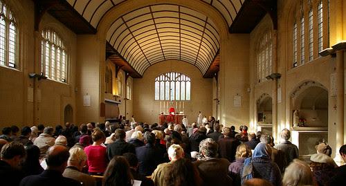Martyrs' Mass at Blackfriars