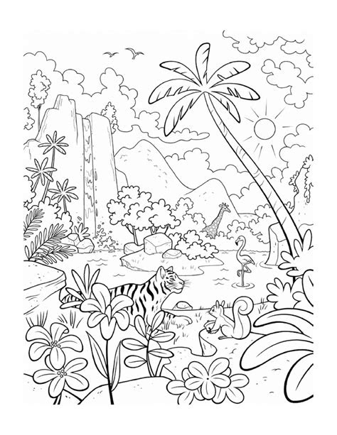 coloring page  kids drawing coloring painting