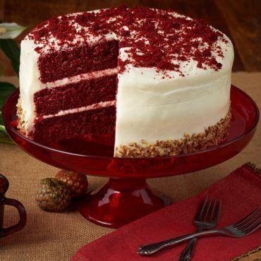 Gourmet Cakes Online   Red Velvet Layer Cake