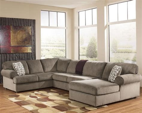 ideas  ashley furniture corduroy sectional sofas