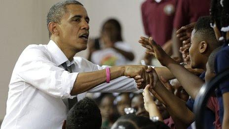 Barack Obama - US Education System